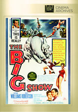 The Big Show 1961 (DVD) Esther Williams, Cliff Robertson, Margia Dean - New!