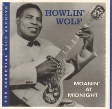 Howlin' Wolf(CD Album)Moanin' At Midnight-New