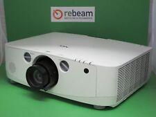 Nec PA600X Beamer - 6000 Ansi HD Tv VGA 4:3 LCD Projecteur (ID13599)