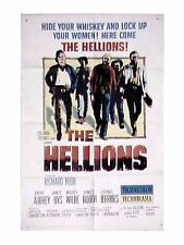"""How the hell do you get rid of gangs and """"THE HELLONS"""" ???  - Movie poster"""