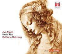 NURIA RIAL - AVE MARIA  CD NEU VARIOUS