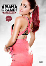 ARIANA GRANDE New Sealed COMPLETE HISTORY & BIOGRAPHY DVD