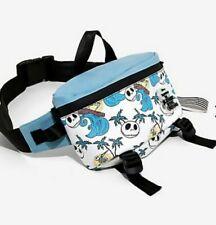 Disney Nightmare Before Christmas Jack Skellington Summer Fanny Pack Belt Bag