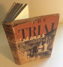 The Trial -Franz Kafka 1951 9th Printing (HC Fair)