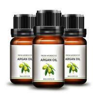Argan Coconut Oil For Hair - Skin, 10ml e 0.34 ft. Neu,.SS OZ. F0V8 Gift V3M9