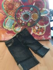 2T Girl Capri Jean Pants