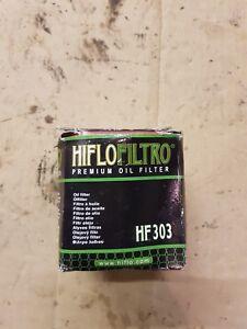 HIFLOFILTRO premium oil filter HF 303