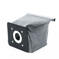 Universal Cloth Bag Washable Fitting Reusable Vacuum Cleaner Dust Bags 11*10cm