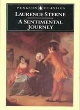 A Sentimental Journey Through France and Italy (English Library),Laurence Stern