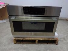 "NEW: BOSCH 500 Series MB50152UC 30"" Built-In Microwave & Convection Oven - $850"