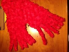 Sammax Red Roses Knit Scarf