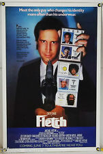 FLETCH ROLLED ADV ORIG 1SH MOVIE POSTER CHEVY CHASE COMEDY (1985)