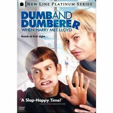 Dumb and Dumberer: When Harry Met Lloyd (New Line Platinum Series), DVD, Eric Ch
