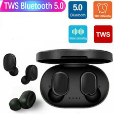 For Xiaomi Redmi TWS Airdots Headset Bluetooth 5.0 Headphone 5D Stereo Earbuds