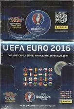 BOX ADRENALYN XL PANINI UEFA EURO 2016 50 BUSTINE PACKET - SOTTOCOSTO
