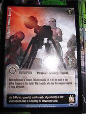 STAR WARS CCG JEDI KNIGHTS CARD MINT/N-MINT E-WEB REPEATING BLASTER DAY 1  94U