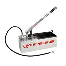 ROTHENBERGER Prüfpumpe RP 50-S INOX (Edelstahl)