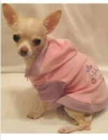 Dog hoodie/Dog Clothes/Princess in Training Hoodie/Sweater/XS,S,M,L FREE SHIP