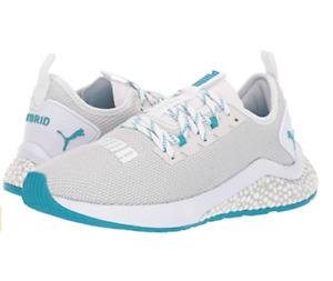 PUMA 19226805 HYBRID NX WNS Wmn`s (M) White/Caribbean Mesh Running Shoes