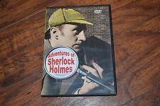 F9- Adventures Of Sherlock Holmes [Slim Case] (DVD, 2004)