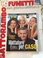 Tv Sorrisi e Canzoni N. 5 Anno 2000 Panariello Mondadori Ottimo