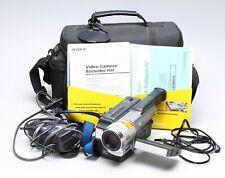 New ListingSony Ccd-Trv68 Hi8 8Mm Video Camcorder