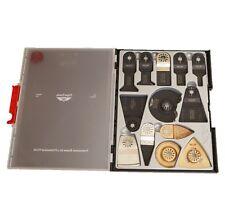 18x topstools MIX LAME Box Set caso Fein Multimaster Attrezzo Multifunzione Bosch Makita