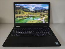 Dell Precision 3510 - Core i7-6820HQ - SSD - 15,6
