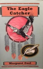 ☠ The Eagle Catcher Margaret Coel Signed Western American Indian Cowboy Book VF