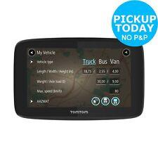 TomTom GO Professional 520 5 Inch LCD Bluetooth EU Traffic Car & HGV Sat Nav