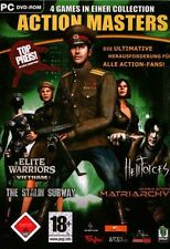 Action Masters 4 Games dans une collection