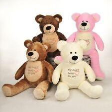 Peluches et doudous ours géants pour bébé
