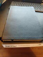 ESV UltraThinline Bible (Black, Top Grain Leather) $100 RETAIL VALUE