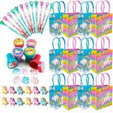 Unicorn Birthday Party Favor Set of 60 pcs