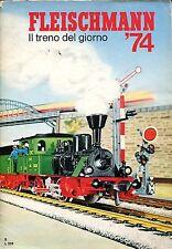 FLEISCHMANN '74 IL TRENO DEL GIORNO