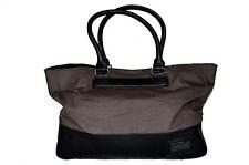 DIESEL: Damen Herren Tasche Shopper Schultertasche Schwarz Grau NEU