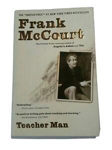 Teacher Man A Memoir Book by Frank McCourt