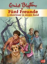 Fünf Freunde. Sammelband 01 von Enid Blyton (2013, Gebundene Ausgabe)