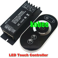 DC12V 24V Led Touch controller 1 Channel RF Wireless 25a 300w Led Dimmer Control