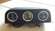 VERY RARE MINI COOPER S ESCORT SMITHS GAUGES DIALS IN POD RACE RALLY OIL VACUUM
