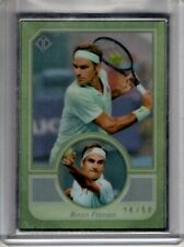 2020 Topps Transcendent Tennis Icons ROGER FEDERER #3 FRAMED 26/50 Hall of Fame