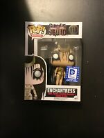 FUNKO POP SUICIDE SQUAD ENCHANTRESS 110 LEGION OF COLLECTORS EXCLUSIVE RARE!