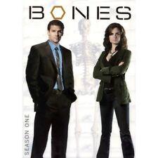 Bones - Season 1 DVD Complete First Season BOXSET 4 Disc