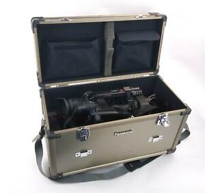 Panasonic AG-DVX100BP 3CCD MiniDV Professional Video Camera Full Kit  Read Desc