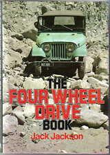 Four Wheel Drive Book by Jackson 1982 Jeep Land Rover Baja Mehari Toyota Moke +