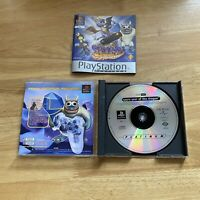 Spyro: Year of the Dragon - Sony PlayStation 1 PS1 - PAL - Complete - Platinum