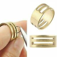 DIY Handmade Brass Jump Ring Open Close Tool Jewelry Making Finding Helper