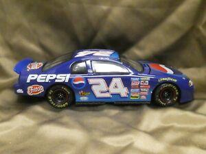 1998 Chevy Monte Carlo #24 Pepsi Action Nascar Diecast 1/24 Jeff Gordon