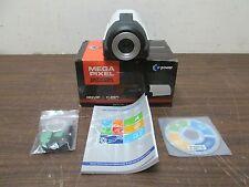 5 Megapixel Full-HD IP Box Camera with PoE Audio Microphone NTSC DC 12V NCO A52F