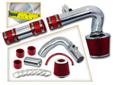 RED COLD AIR INTAKE + DRY FILTER FOR DODGE 00-05 NEON 2.0L ES SXT R/T